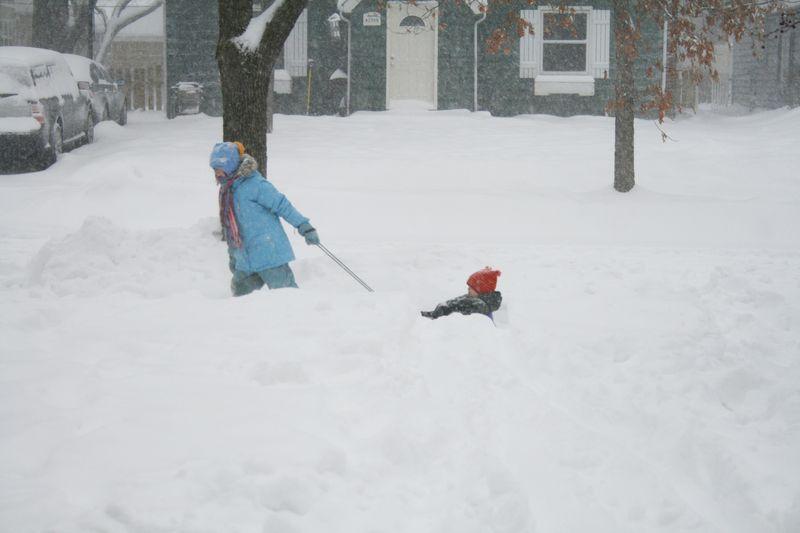 Linnea-Snow Storm 2010 056